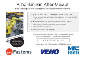 Alihankinnan After-Messut